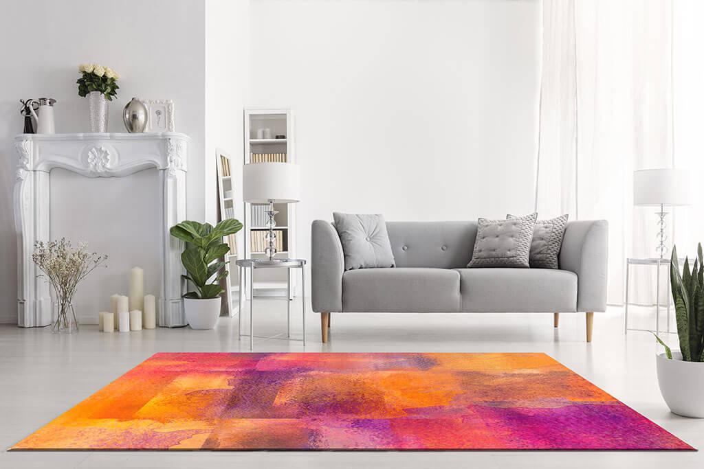 Teppich nach Maß im Wohnbereich