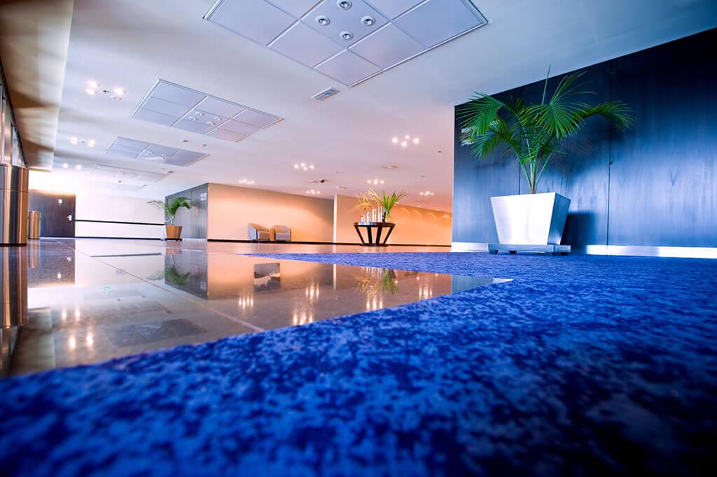 Teppichboden Lobby